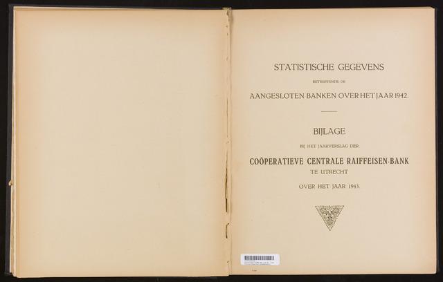 Mededelingen lokale banken CCRB 1942-12-31