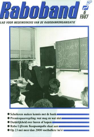 blad 'Raboband' 1987-04-29