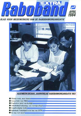 blad 'Raboband' 1984-04-01