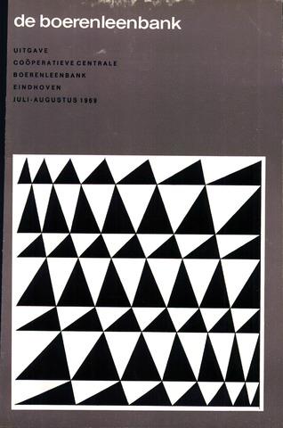 blad 'de boerenleenbank' (CCB) 1969-07-01