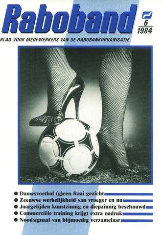 blad 'Raboband' 1984-05-02