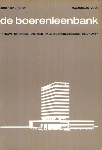 blad 'de boerenleenbank' (CCB) 1967-06-01