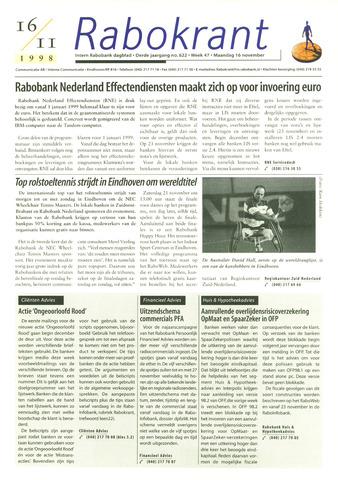 Rabokrant 1998-11-16