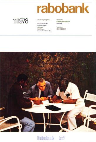 blad 'Rabobank' 1978-11-01