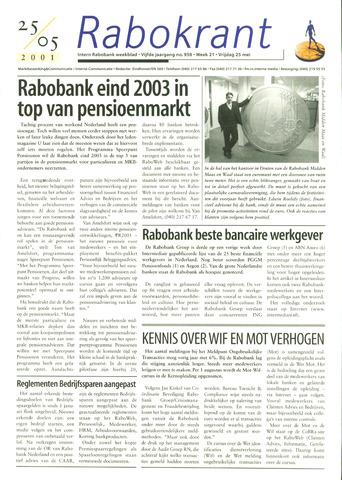 Rabokrant 2001-05-25