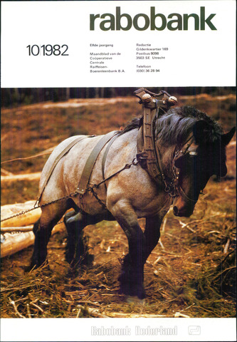 blad 'Rabobank' 1982-10-01
