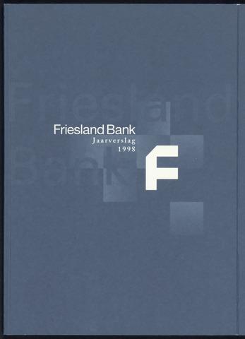 Jaarverslagen Friesland Bank 1998