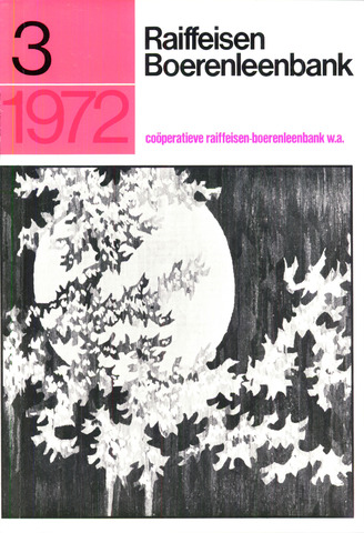 blad 'Raiffeisen Boerenleenbank' 1972-03-01