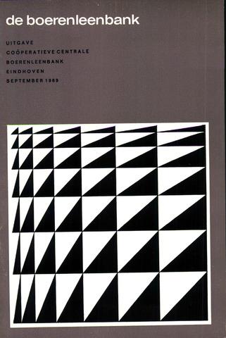 blad 'de boerenleenbank' (CCB) 1969-09-01