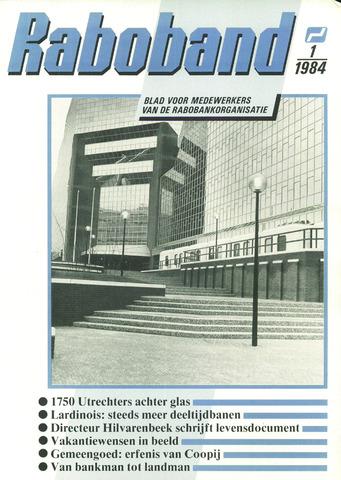 blad 'Raboband' 1984