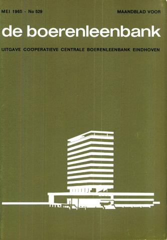 blad 'de boerenleenbank' (CCB) 1965-05-01