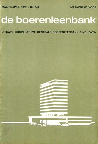 blad 'de boerenleenbank' (CCB) 1967-03-01