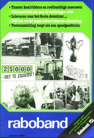 blad 'Raboband' 1979-10-01
