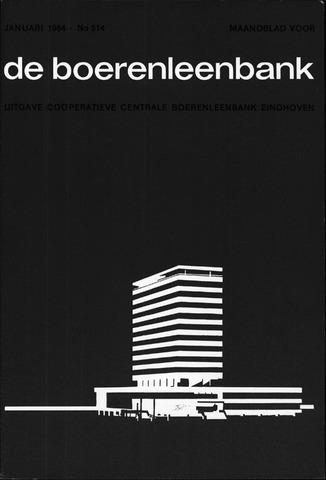 blad 'de boerenleenbank' (CCB) 1964-01-01