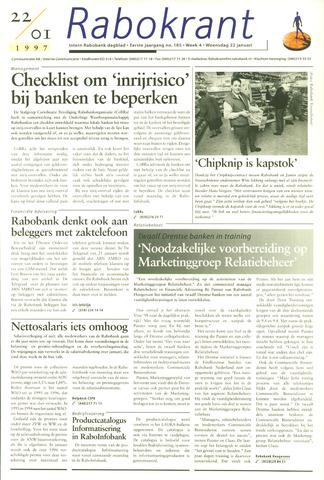 Rabokrant 1997-01-22