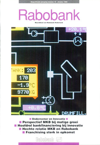 blad 'Rabobank' 1990-10-01