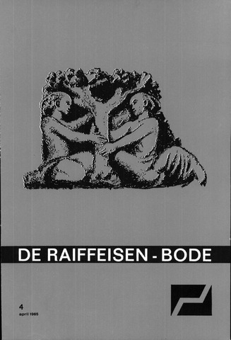 blad 'De Raiffeisen-bode' (CCRB) 1965-04-01