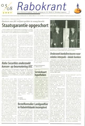 Rabokrant 1997-08-05