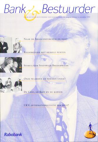 blad 'Bank & Bestuurder' 1999-11-01