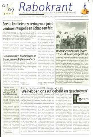 Rabokrant 1997-09-03