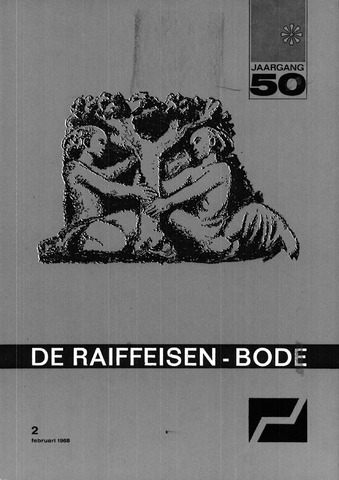 blad 'De Raiffeisen-bode' (CCRB) 1968-02-01