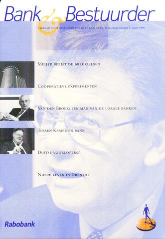 blad 'Bank & Bestuurder' 1996-03-01