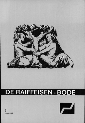 blad 'De Raiffeisen-bode' (CCRB) 1966-03-01