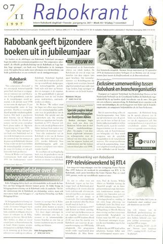 Rabokrant 1997-11-07