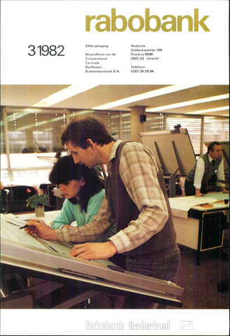 blad 'Rabobank' 1982-03-01