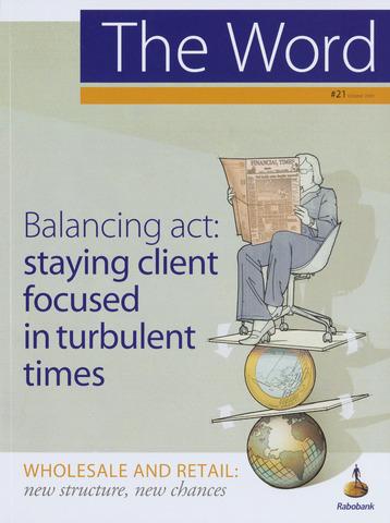 blad 'RI The Word / The Word' (EN) 2009-10-01