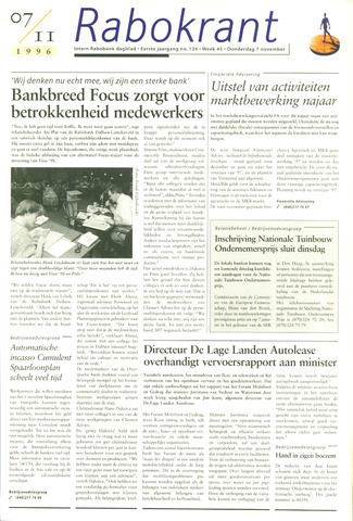Rabokrant 1996-11-07