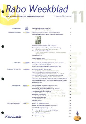 Rabo Weekblad 1995-12-07