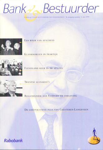 blad 'Bank & Bestuurder' 1999-05-01