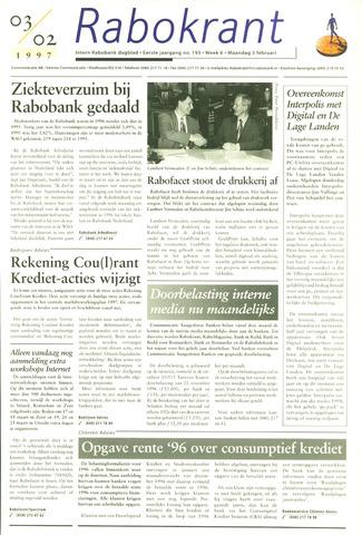 Rabokrant 1997-02-03
