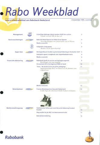 Rabo Weekblad 1995-11-02