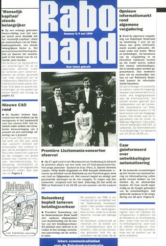 blad 'Raboband' 1990-05-04