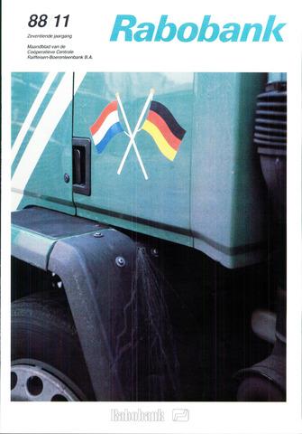 blad 'Rabobank' 1988-11-01