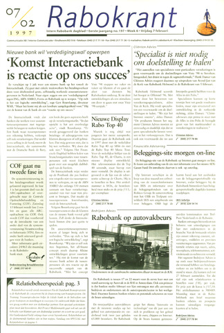 Rabokrant 1997-02-07