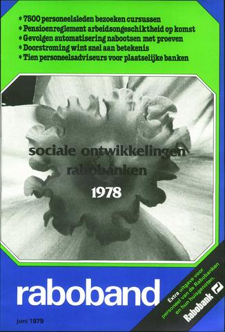 blad 'Raboband' 1979-06-01