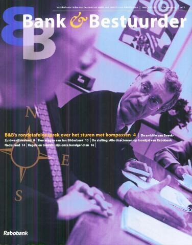 blad 'Bank & Bestuurder' 2001-05-01