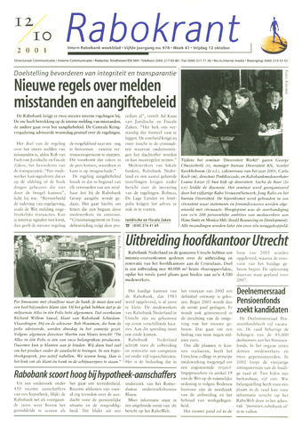 Rabokrant 2001-10-12