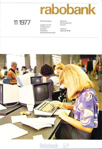 blad 'Rabobank' 1977-11-01