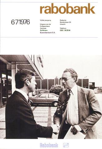 blad 'Rabobank' 1976-06-01