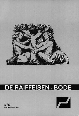 blad 'De Raiffeisen-bode' (CCRB) 1966-05-01