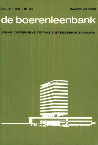 blad 'de boerenleenbank' (CCB) 1965