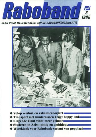 blad 'Raboband' 1985-02-28