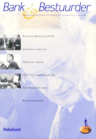blad 'Bank & Bestuurder' 1996