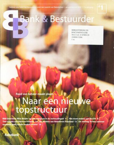 blad 'Bank & Bestuurder' 2002
