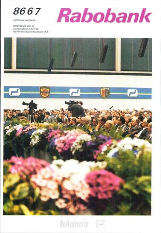 blad 'Rabobank' 1986-06-01
