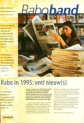 blad 'Raboband' 1995-12-01